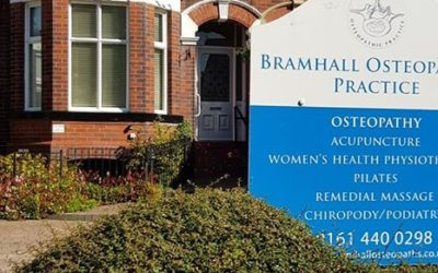 30 Years of Bramhall Osteopathic Practice